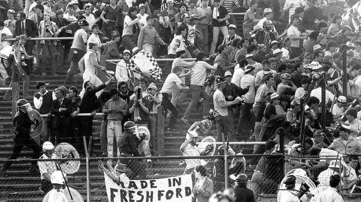 Война, начавшаяся после завершения футбольного поединка